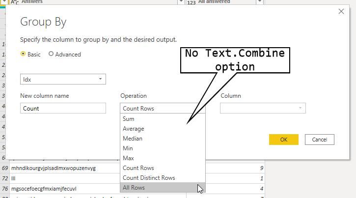 Figure 3: No Text.Combine